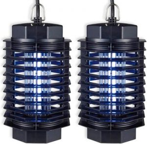 Isotronic Lámparas matamoscas