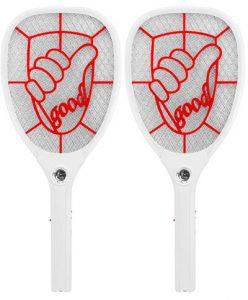 Mata moscas raquetas