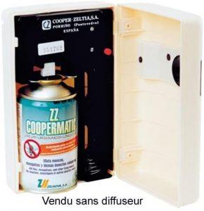 Dispensador spray matamoscas