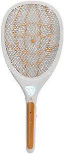 raqueta matamoscas recargable