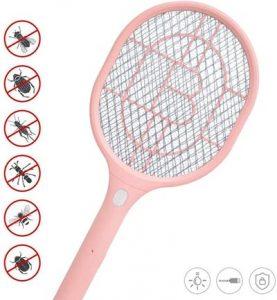 raquetas matamoscas eléctricas