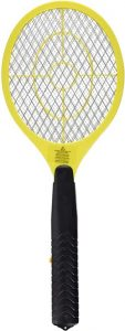 raquetas matamoscas eléctrico