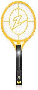 raqueta anti mosquitos